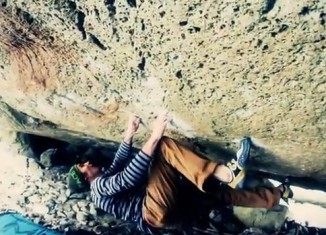 [VIDEO] Daniel Woods bouldert in Shiobara