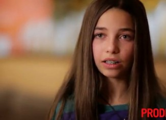 [VIDEO] Brooke Raboutou (11 Jahre)