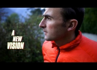 [VIDEO] Ueli Steck - A New Vision