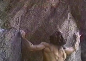 "[VIDEO] Ron Kauk in ""Midnight Lightning"" (V8)"
