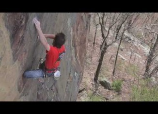 "[VIDEO] Matt Wilder in ""Eye of the Beholder"" (5.13d)"