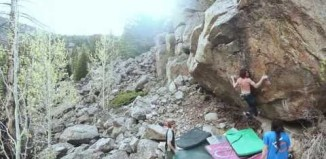 "[VIDEO] Dave Graham in ""Bridge of Ashes"" (V15)"