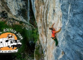 [VIDEO] Petzl RocTrip 2014 - Ep1 Romania