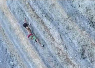 "[VIDEO] Sachi Amma in ""Biographie"" (9a+) in Ceuse"