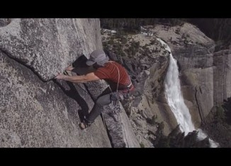 [VIDEO] First Free Ascent in Yosemite: The Liberty Project