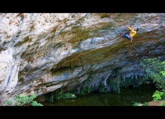 [VIDEO] Petzl RocTrip Tarn: Daily report #2