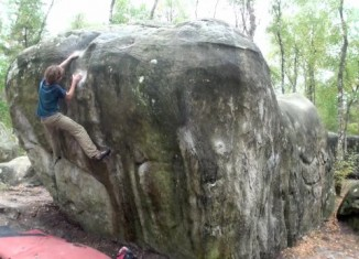 [VIDEO] Enzo Oddo in Fontainebleau