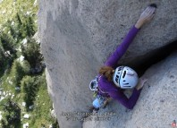 "Arnaud Petit Climbs The Forgotten Trad Classic ""Natilik"" in Ceüse"
