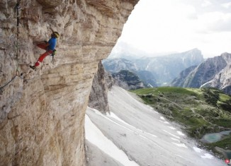 Edu Marin partners up with his 62 year-old father for 8c Big Wall (c) EpicTV