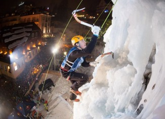Urban Ice 2013 - Georg Santner (c) Martin Lugger