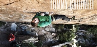 Tommy Caldwell climbs the four hardest routes at the Monastery in a day