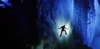 ICE FALL: Night Ice Climbing