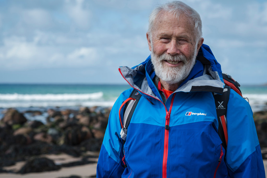 Sir Chris Bonington (c) Berghaus