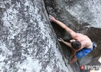 Alex Honnold solos a year's worth of climbing in 16 hours (c) EpicTV