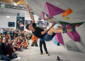 Big Fat Boulder Session 2015 (c) Boulderwelt München Ost