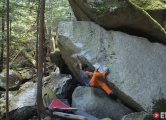 Through Hell & HIGH-Water, Bouldering Squamish BC (Lost in North America, Ep. 3)