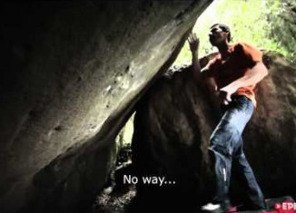 Bouldering Is A Difficult Game (Ramón Julián: A Muerte, Ep. 3) (c) EpicTV