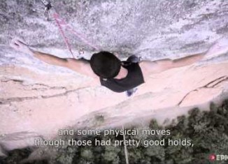 Ramón Julián Repeats Chris Sharma's Power Inverter (9a+/5.15a) (Ramón Julián: A Muerte, Ep. 4) (c) EpicTV
