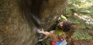 Jimmy Webb bouldering in Washington (c) Jimmy Webb