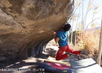 Forking Awesome Bouldering in Joe's Valley Forks (Lost in North America, Ep. 7) (c) EpicTV