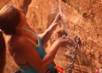 Viva Las Climbing in Red Rocks, NV (Lost in North America, Ep. 6) (c) EpicTV