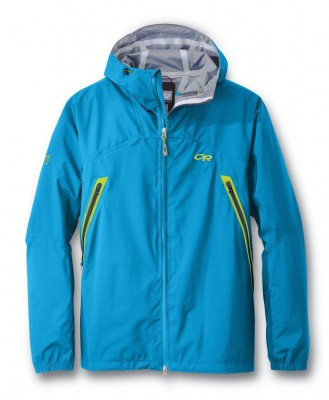 Allout Hooded Jacket (c) Outdoor Research