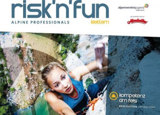 risk´n´fun startet in die Klettersaison 2015