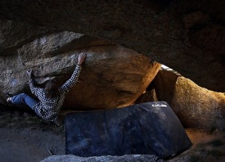 Four days in Targasonne: Seven Boulders up from 8A (c) Pirmin Bertle