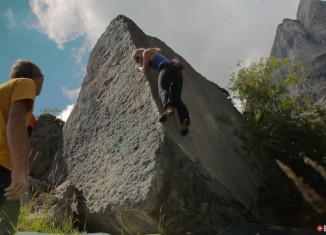 The Perfect Bouldering Session Is About More Than Just The Problems (Epic Climber, Ep. 3) (c) EpicTV
