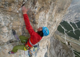 "Simon Gietl in ""Neolit"" (IX-) (c) Salewa"