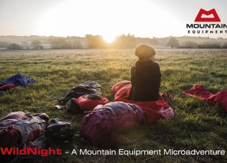 WildNight - A Mountain Equipment Microadventure (c) Mountain Equipment