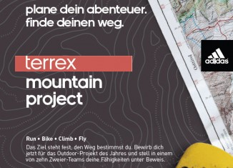 Terrex Mountain Project 2015