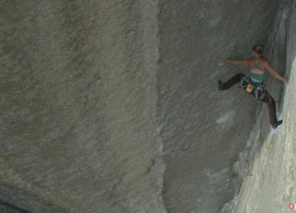 Hazel Findlay's Secret To Freeing El Cap - 'Just Try' (Cedar Wright Climbing Reels, Ep. 7) (c) EpicTV