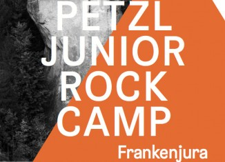 Petzl Junior Rock Camp 2015 im Frankenjura