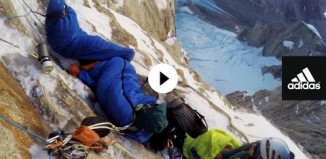 Cerro Torre expedition with Thomas Huber, Andi Schnarf and Tommy Aguila (c) adidas Outdoor