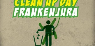 Clean Up Day Frankenjura 2015