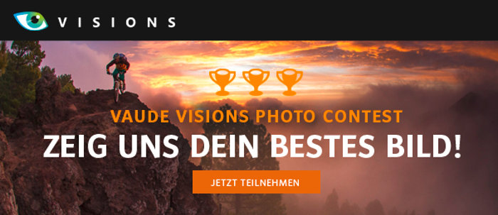 VAUDE Visions Photo Contest 2015