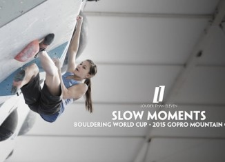 Slow Moments: Bouldering World Cup 2015 in Vail (c) Louder Than Eleven