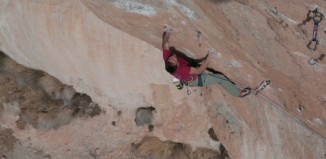 "Jonathan Siegrist Goes Full Project Mode On ""La Rambla"" (9a+/5.15a) (c) EpicTV"