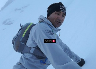 Ueli Steck's 82 Summit Challenge Almost Went Wrong On The Last Peak (c) EpicTV