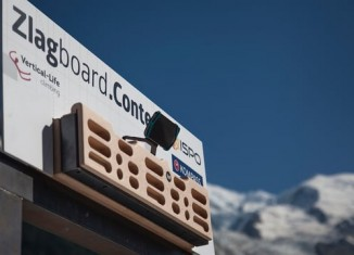 Zlagboard Contest 2015 in Chamonix (c) Vertical Life