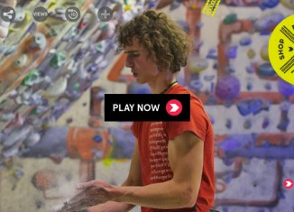 Training With Adam Ondra (Part 1) (c) EpicTV