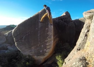 "Jimmy Webb wiederholt ""Livin Large"" (8C) (c) Sam T"