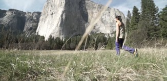 Megan Mascarenas Bouldering In Yosemite (c) EpicTV