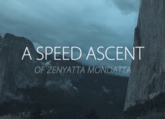 A Speed Ascent: Zenyatta Mondatta (c) Dave Coy