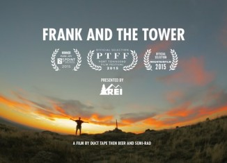 Frank And The Tower (c) Recreational Equipment Inc.