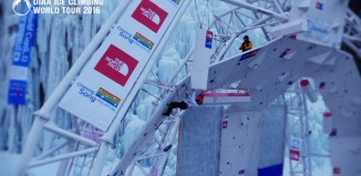 UIAA 2016 Ice Climbing World Cup Promotion (c) UIAA - Climbing & Mountaineering