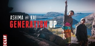 Generation Up - Ashima Shiraishi & Kai Lightner (c) Clif Bar & Company