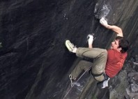 Redpointing Gray Slate In The Impossible Quarries Of North Wales (c) EpicTV