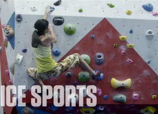 Ashima Shiraishi: The 14-Year-Old Female Rock Climbing Phenom (c) VICE Sports